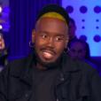 """Charles Consigny crée un malaise, face au Dj Kiddy Smile, sur le plateau de """"On n'est pas couché"""" le 22 septembre 2018 sur France 2."""