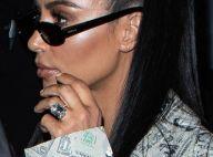 Kim Kardashian : Le retour du gros diamant au doigt, deux ans après son braquage