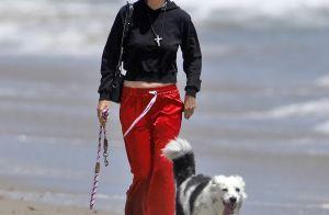 Jade Hallyday ouvre un compte Instagram pour Cheyenne, la chienne de son père
