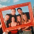 """Le casting de """"Friends"""" au début des années 1990."""