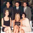 """Le casting de """"Friends"""" en 1997."""