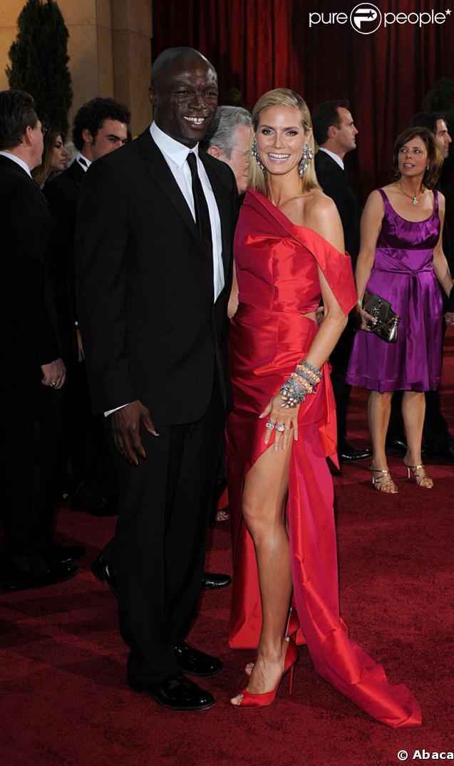 Heidi Klum et Seal