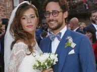 Émilie Broussouloux mariée à Thomas Hollande : Sublime à l'église avec son papa