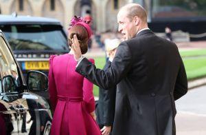 Mariage de la princesse Eugenie : Kate Middleton radieuse en rose fuchsia