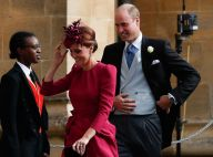 Mariage de la princesse Eugenie : Kate Middleton radieuse en rose fuchsia