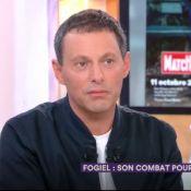 Marc-Olivier Fogiel : Cette phrase ultra violente entendue sur sa fille !