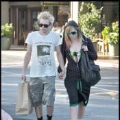 Avril Lavigne et son mari : mais c'est quoi... cette tronche ?!?