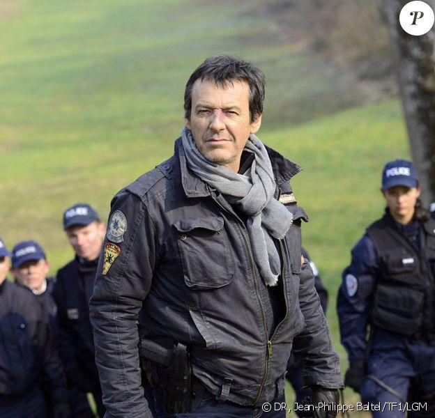 """Jean-Luc Reichman dans la nouvelle série de TF1 """"Léo Matteï, brigade des mineurs""""."""