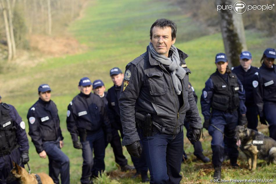 """Jean-Luc Reichman dans la nouvelle série de TF1 """" Léo Matteï, brigade des mineurs""""."""
