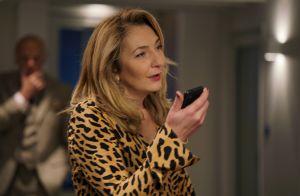 Corinne Masiero et le nouveau look de Capitaine Marleau :