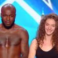 """Nadia et Dakota - """"La France a un incroyable talent 2018"""", le 30 octobre 2018 sur M6."""