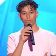 """Farès - """"La France a un incroyable talent 2018"""", le 30 octobre 2018 sur M6."""
