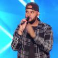 """Berywam - """"La France a un incroyable talent 2018"""", le 30 octobre 2018 sur M6."""