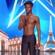 """Strauss Serpent - """"La France a un incroyable talent 2018"""", le 30 octobre 2018 sur M6."""