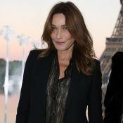 Carla Bruni-Sarkozy célèbre les 7 ans de Giulia avec un gros câlin
