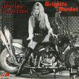 "La pochette originale de ""Harley Davidson"""
