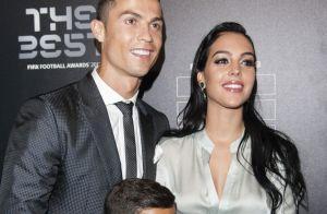 Cristiano Ronaldo : Sa chérie Georgina surprend en passant au blond