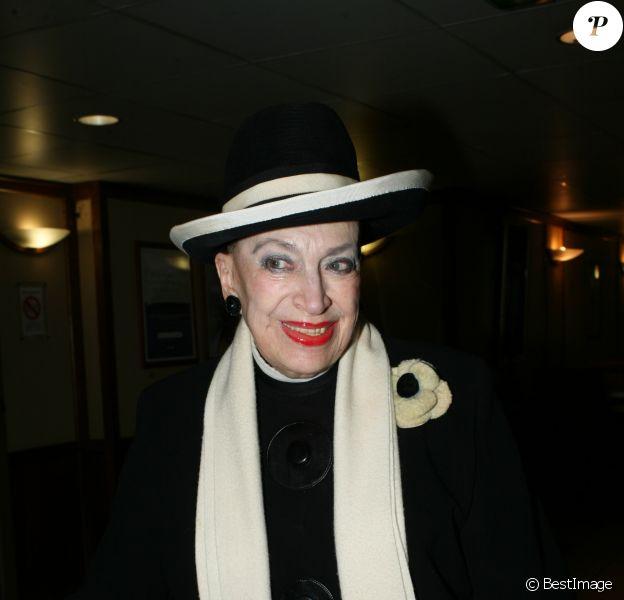 Geneviève de Fontenay - L'association CITESTARS, organise la première édition de l'élection de Miss Beauté National 2018 dans la salle de réception La Chesnaie du Roy, à Paris, France, le 4 décembre 2017. © JLPPA/Bestimage