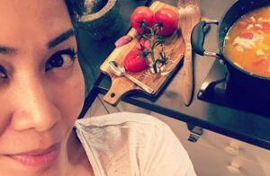 Anggun : Blessée par un couteau, elle attend le retour de son mari...