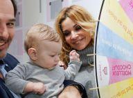 "Ingrid Chauvin maman gaga : Adorable moment avec son fils ""danseur"", Tom"