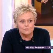 """Muriel Robin, un """"je t'aime"""" de sa maman : """"On ne les a pas eus, ces mots-là"""""""