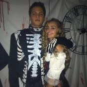 Emma Smet : La fille de David Hallyday fête Halloween avec le fils d'Arthur