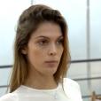 """Iris Mittenaere et Anthony Colette dans """"Danse avec les stars 9"""", le 3 novembre 2018 sur TF1."""