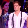 """Clément Rémiens et Denitsa IKonomova dans """"Danse avec les stars 9"""" sur TF1, le 3 novembre 2018."""
