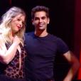 """Héloïse Martin dans """"Danse avec les stars 9"""" sur TF1, le 3 novembre 2018."""