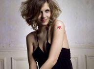 Amandine Bourgeois : de nouvelles photos... très glamour pour son nouvel album !