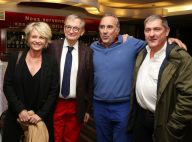 Sophie Davant et Bénabar réunis au restaurant pour Jean-Luc Petitrenaud