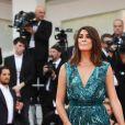 Elisa Isoardi - Arrivées à la cérémonie d'ouverture du 75ème festival du film de Venise, la Mostra le 29 aout 2018.