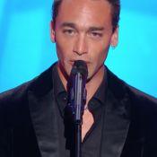 Jean-Baptiste Guégan (Incroyable Talent) : Johnny Hallyday bluffé par sa voix