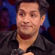 """Sugar Sammy - """"La France a un incroyable talent 2018"""", sur M6. Le 13 novembre 2018."""