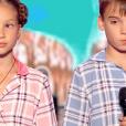 """Katya et Nikita - """"La France a un incroyable talent 2018"""", sur M6. Le 13 novembre 2018."""