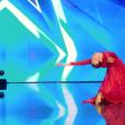 """Dana Mussa - """"La France a un incroyable talent 2018"""", sur M6. Le 13 novembre 2018."""