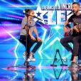 """Manu et Louna - """"La France a un incroyable talent 2018"""", sur M6. Le 13 novembre 2018."""