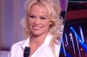 Pamela Anderson (DALS 9), sa chute pas vue à la télé :