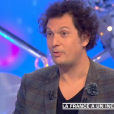 "Eric Antoine dans ""Les terriens du samedi"", samedi 10 novembre 2018, C8"