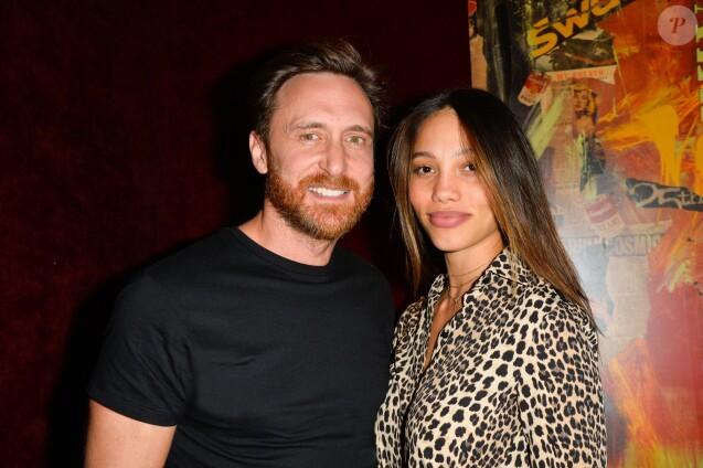 Exclusif - David Guetta et sa compagne Jessica Ledonà Paris le 3 novembre 2017. © Coadic Guirec/Bestimage