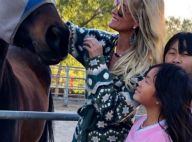 Incendies en Californie : Laeticia Hallyday apporte son aide avec ses filles