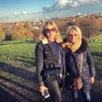 Sophie Davant a assisté à la remise des diplômes de sa fille Valentine à Londres en novembre 2018.
