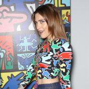Paris Jackson : Modeuse arty, elle rend hommage à Keith Haring