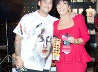 Rob Kardashian : Plumé, il vit chez sa mère, qui a racheté sa marque