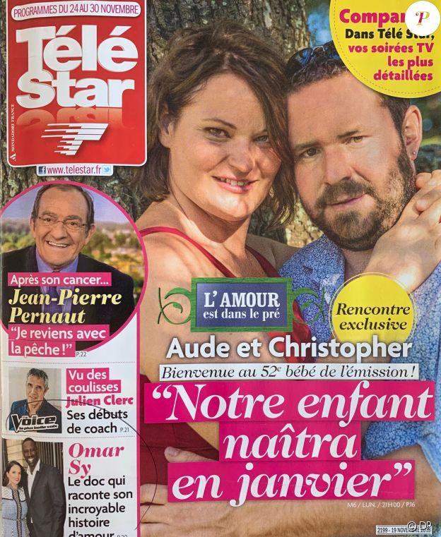 Télé Star, en kiosques le 19 novembre 2018.