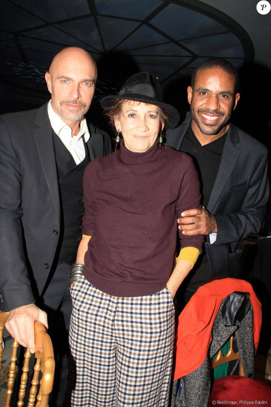 Guy Amram, Caroline Loeb, Loup-Denis Elion - L'association ...