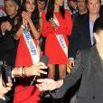 Biyouna - L'association Citestars fait son cabaret et fête ses 20 ans lors de l'élection de Miss Beauté nationale à l'hôtel InterContinental à Paris le 18 novembre 2018. © Philippe Baldini/Bestimage