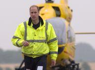 Prince William raconte son traumatisme après avoir été pilote ambulancier