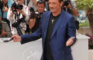 Johnny Hallyday : une superstar à Cannes !