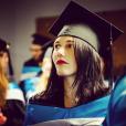 Maurane était fière de sa fille Lou, diplômée de Sciences-Po -novembre 2017, Instagram